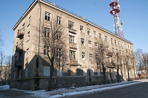 Real estate auctions in Liepaja in March