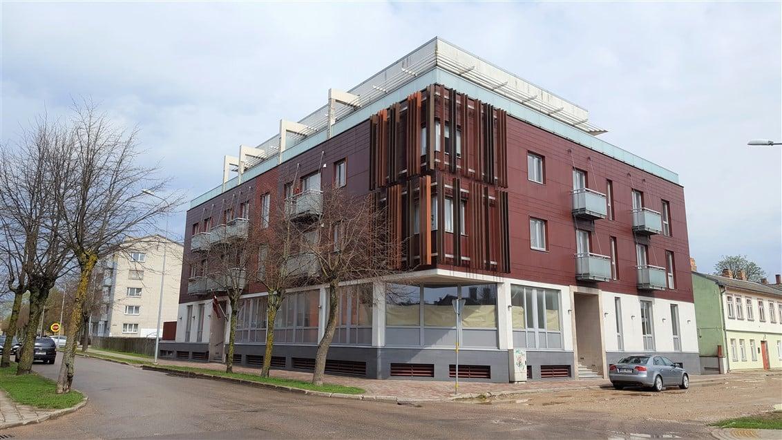 (Latviešu) Pārdod 3 istabu dzīvokli Jaunajā projektā Alejas Nams. ID:279