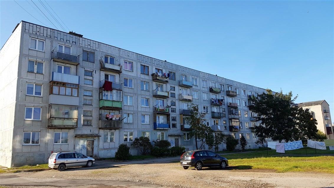 (Latviešu) Pārdod 3-istabu dzīvokli Karostā. ID: 299