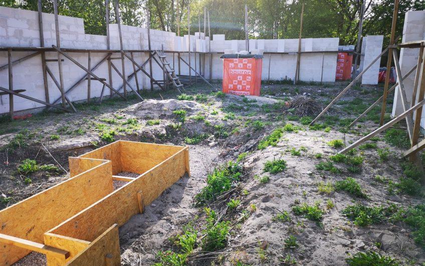 Продаётся новое строение с земельным участком 3959 м2. ID: 309