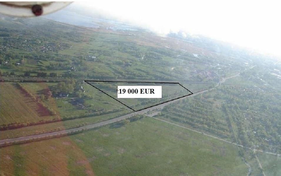 Продаётся земельный участок 2,27 га в Гробиньской вол. ID: 314
