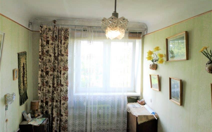 Pārdod 2-istabu dzīvokli Piejūras parka rajonā. ID:319