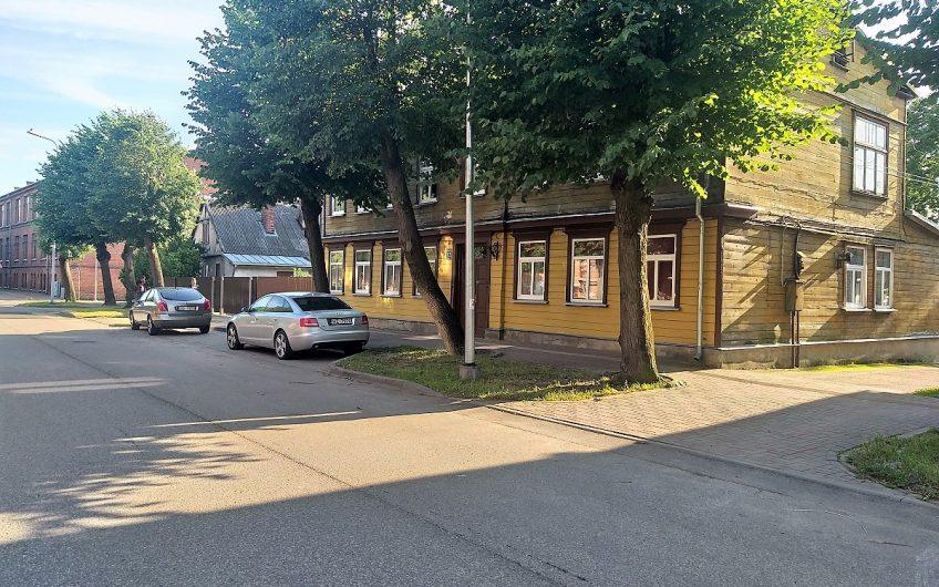 Продаётся 2-комнатная квартира в центре г.Лиепая. ID:323