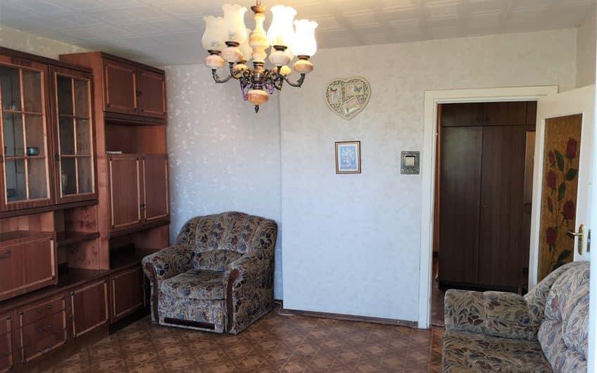 Продаётся 2-комнатная квартира в Эзеркрасте 2, г. Лиепая. ID:324