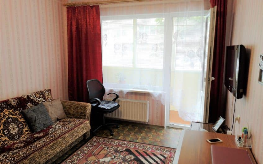 (Latviešu) Pārdod plašu 3-istabu dzīvokli Laumas rajonā. ID:326