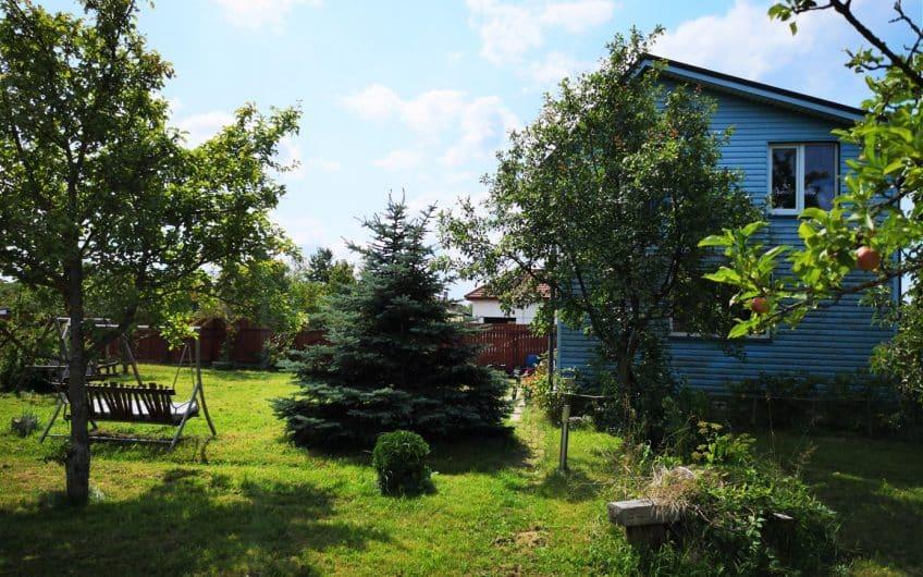 (Latviešu) Pārdod vasarnīcu Šķēdē 2, Medzes pagastā, Grobiņas novadā. ID:328