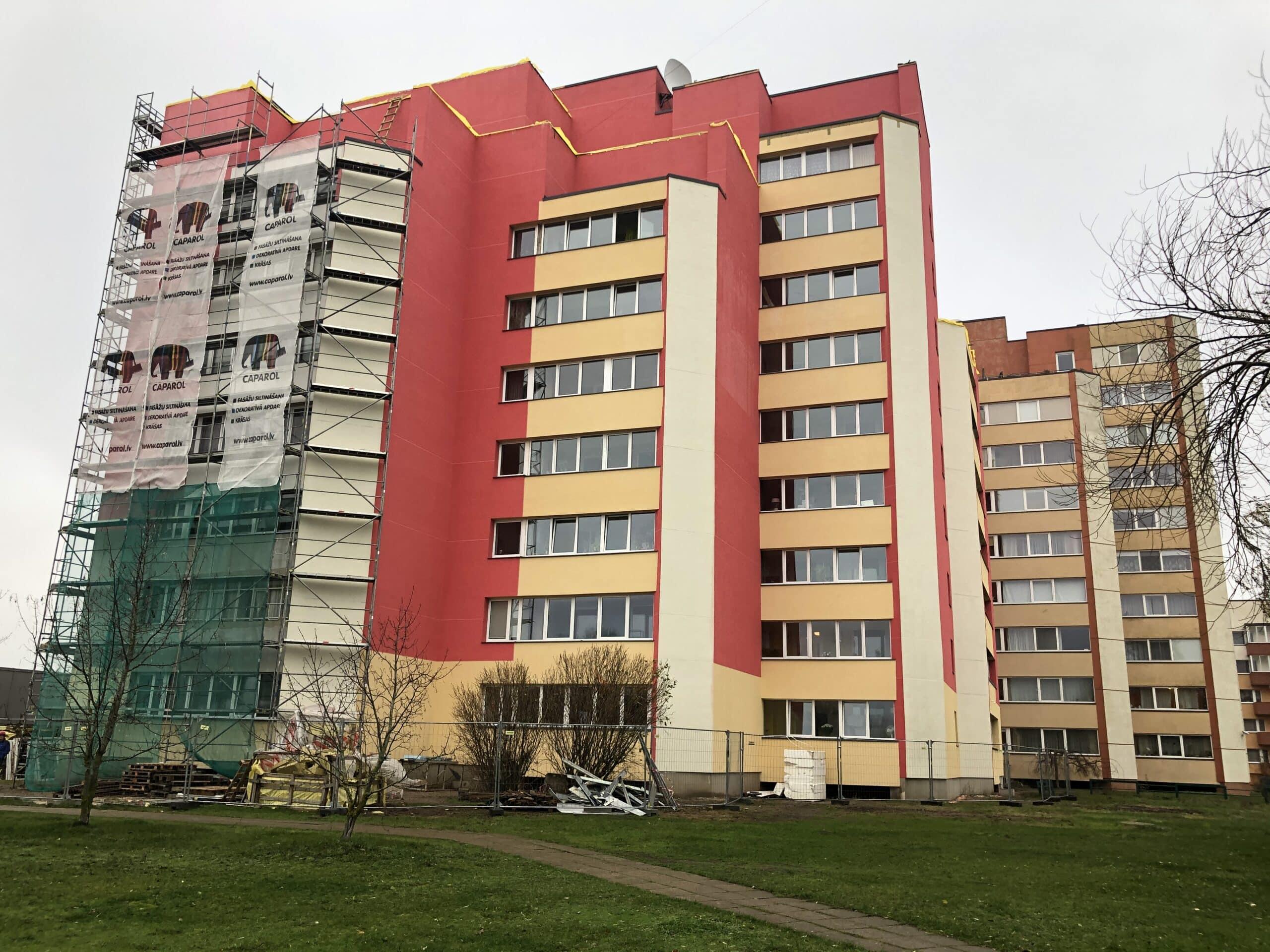 Продаётся 3-комнатная квартира, в Эзеркрасте 2, г. Лиепая. ID:330