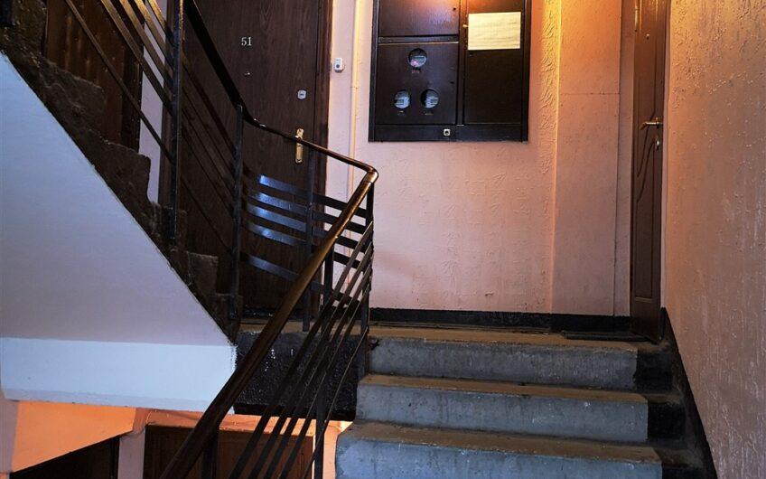 Продаётся отремонтированная и меблированная 2-комн. квартира в Эзеркрасте 2. ID: 331