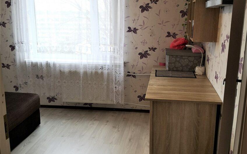 Продаётся отремонтированная 3-комн. квартира в Эзеркрасте 2. ID: 333