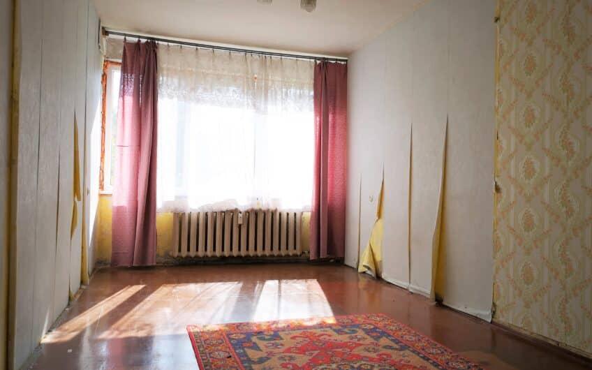 (Latviešu) Pārdod 2-istabu dzīvokli klusajā centrā, Liepājā. ID: 342